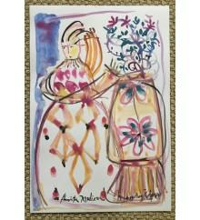A Florista Medieval