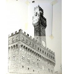 9 Firenze, a new iconography of the city