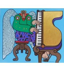 O anjo pianista