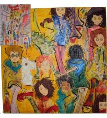 La folla in giallo n. 1
