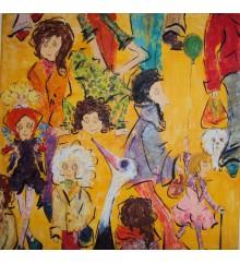 La folla in giallo n. 2