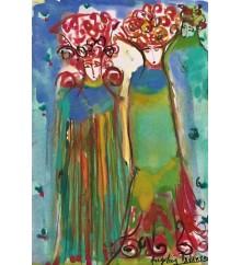 Mulheres de Atenas - Donne di Atene