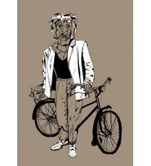 Solitary Bike