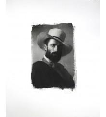 Ritratto del pittore Carlo Silvestri