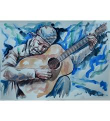 Bluesman di strada 2