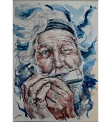 Bluesman di strada 3