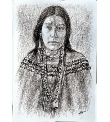 Native American Woman 1