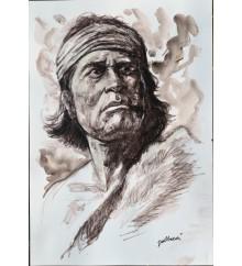 Arte da vivere livin 39 art - Fogli da colorare nativo americano ...