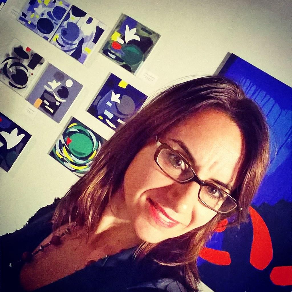 Laura Guadagnucci, coordinatrice Livin'art