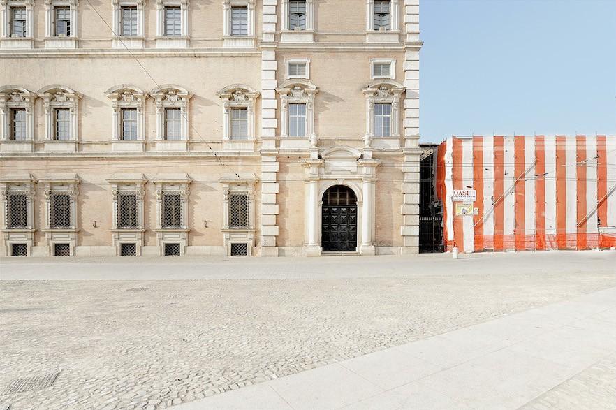 Un luogo neutro 6 stampa Fine Art Giclée su carta Hahnemuhle Photo Rag Baryta 315  cm 30x45 su foglio cm 35x50 di Franco Sortini